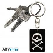 Porte-clés Albator Emblème