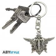 Porte-clés Black Butler Emblème