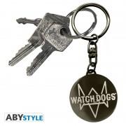 Porte-clés Watch Dogs Logo