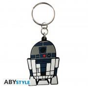 Porte-clés Star Wars PVC R2D2