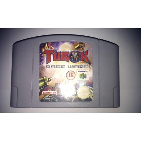 Turok Rage Wars 5nintendo 64]