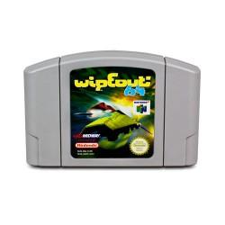 Wipeout 64 [nintendo 64]