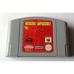Mission Impossible [nintendo 64]