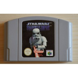 Star Wars Shadows of the Empire [nintendo 64]