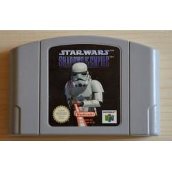 Star Wars Shadows of the Empire [nintendo 64]