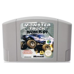 Monster Truck Madness 64 [nintendo 64]