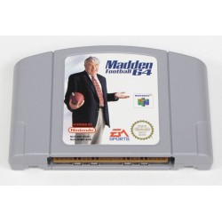 Madden Football 64 [nintendo 64]