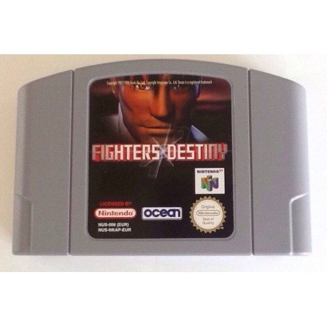 Fighters Destiny [nintendo 64]