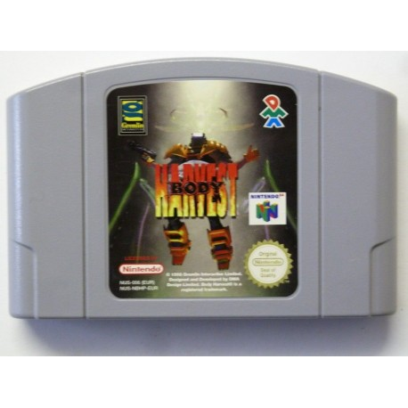 Harvest body [nintendo 64]