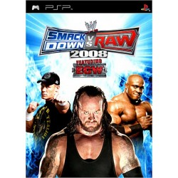 WWE Smackdown VS Raw 2008 [PS3]