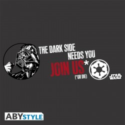 Sac Besace Star Wars Vador Join Us