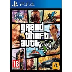 Grand theft auto V [PS4]