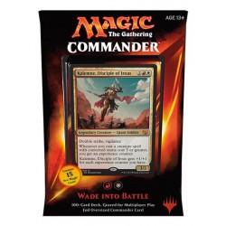 Magic The Gathering Commander Participation Au Combat