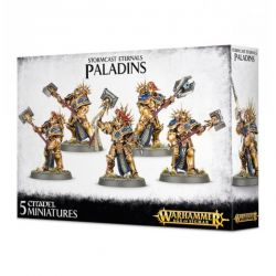 Stormcast Eternals - Paladins