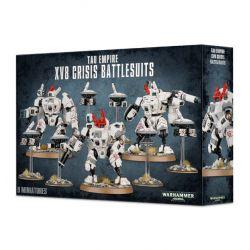 Tau Empire - XV8 Crisis Battlesuit