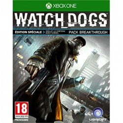 Watch Dogs [Xbox One]