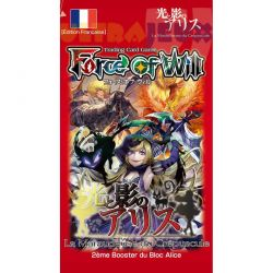 Booster Force Of Will La Maraudeuse Du Crépuscule