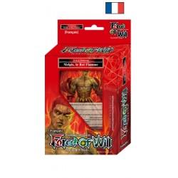 Deck De Démarrage Force Of Will Melgis Le Roi Flamme