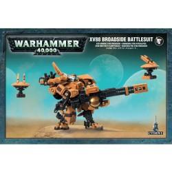 Warhammer 40000 XV88 Broadside Battlesuit