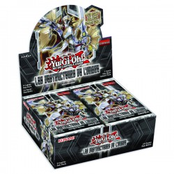 Boite Yu-Gi-Oh! Les Destructeurs de L'Ombre