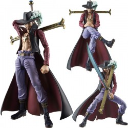Figurine ONE PIECE Variable Action Heros Dracule Mihawk 18cm !