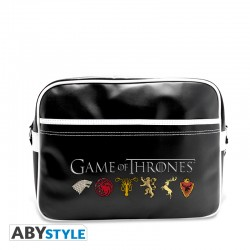 "Sac GAME OF THRONES Besace ""sigles"" - Vinyle"