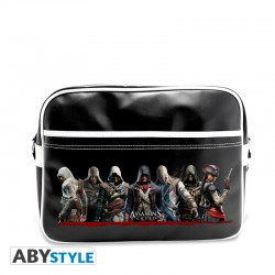 "Sac Besace ASSASSIN'S CREED ""groupe"" Vinyle"