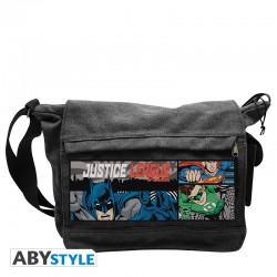 "Sac Besace DC COMICS ""Justice League"" Grand Format"