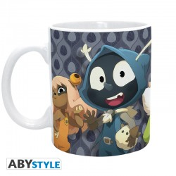 Lot de 6 Mug DOFUS - Groupe