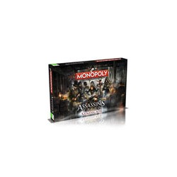 Monopoly Assassin´s Creed Syndicate *ANGLAIS*