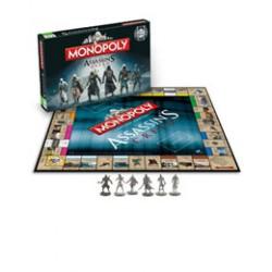 Assassins Creed jeu de plateau Monopoly *FRANCAIS*