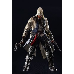 Figurine Assassin´s Creed III Play Arts Kai Connor Kenway