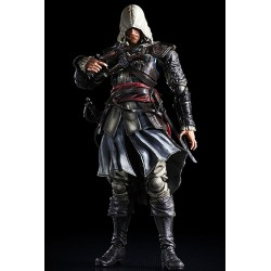 Figurine Assassin´s Creed IV Black Flag Play Arts Kai Edward Kenway