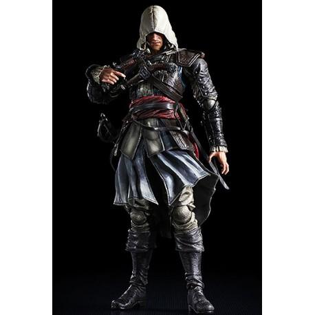 Figurine Assassin´s Creed IV Black Flag Play Arts Kai Edward Kenway