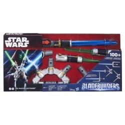 Star Wars sabre laser électronique BladeBuilders 2015 Jedi Master