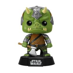 Figurine Star Wars POP! Vinyl Bobble Head Gamorrean Guard Black Box Re-Issue 9 cm
