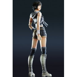 Figurine Final Fantasy VII Advent Children Play Arts Kai - Yuffie