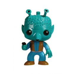 Figurine Star Wars Bobble Head POP! Vinyl Greedo Black Box Re-Issue 9 cm