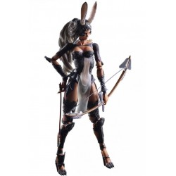Figurine Final Fantasy XII Play Arts Kai - Fran