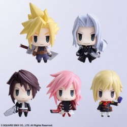 Set de 5 figurines Final Fantasy Trading Arts mini