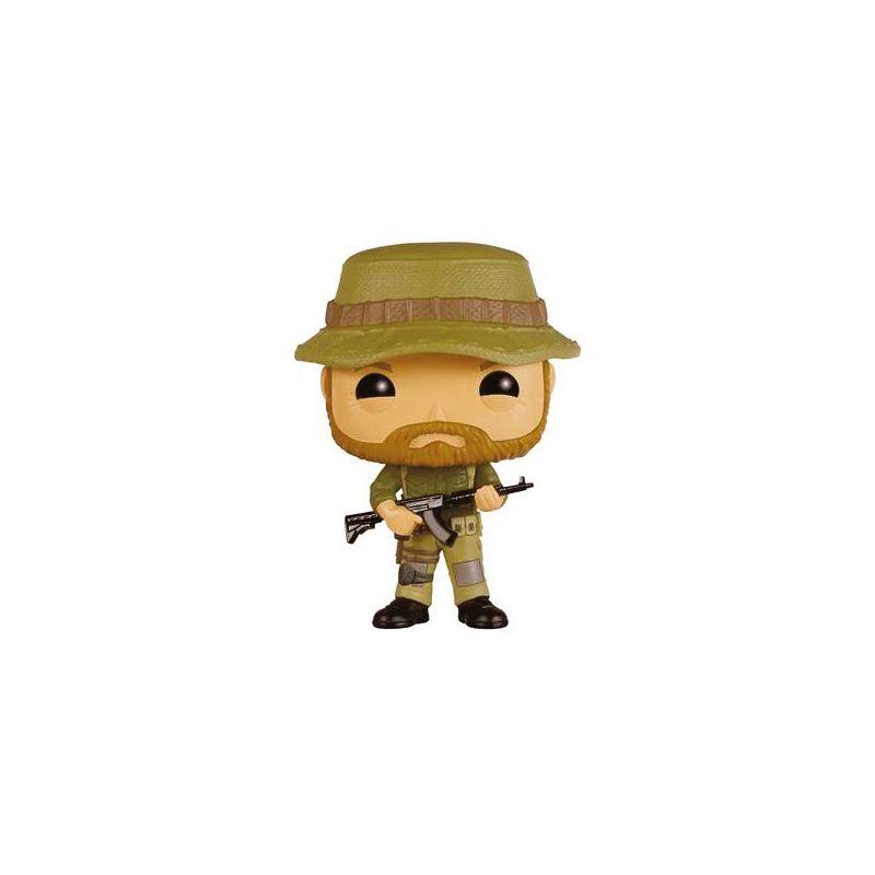 Figurine Call Of Duty Pop Games Vinyl Capt John Price 9