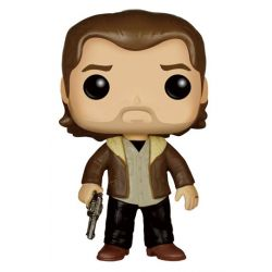 Figurine Walking Dead POP! Television Vinyl Rick Grimes Season 5 9 cm