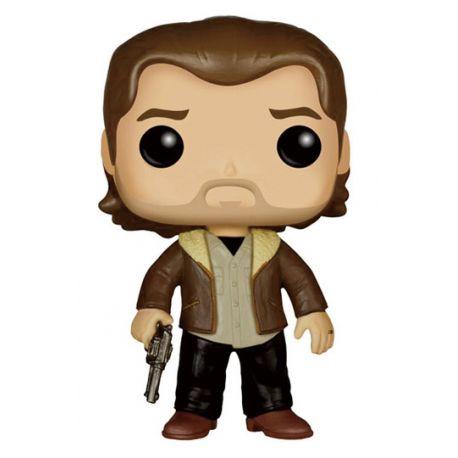 Figurine Walking Dead POP! Television Vinyl Rick Grimes Season 5 9 cm