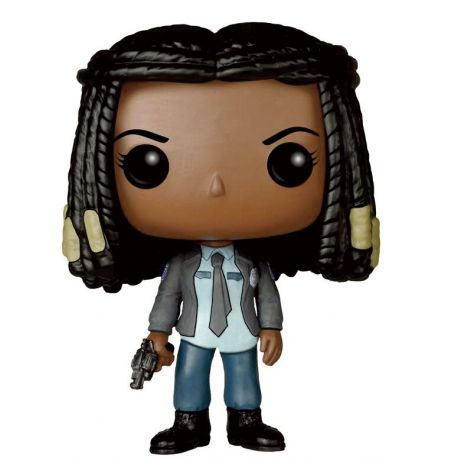 Figurine Walking Dead POP! Television Vinyl Michonne Season 5 9 cm