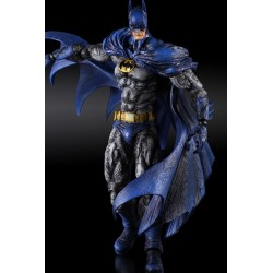 Figurine Batman Arkham City Play Arts Kai - Batman classique