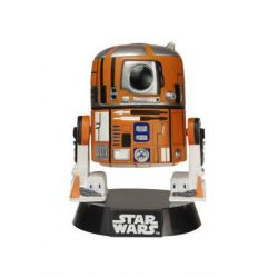 Figurine Star Wars POP! Vinyl Bobble Head R2-L3 10 cm