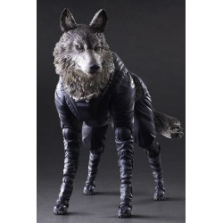 Figurine Metal Gear Solid V The Phantom Pain Play Arts Kai - D Dog