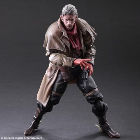 Figurine Metal Gear Solid V The Phantom Pain Play Arts Kai - Ocelot