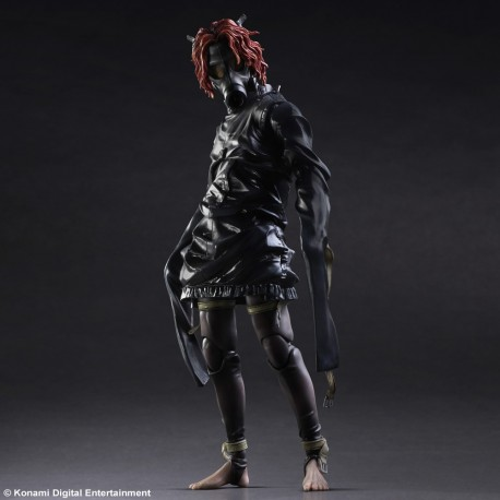 Figurine Metal Gear Solid V The Phantom Pain Play Arts Kai - Rebenok