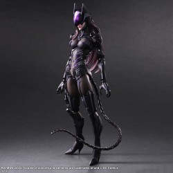 Figurine DC Comics Variant Play Arts Kai - Catwoman designed by Tetsuya Nomura